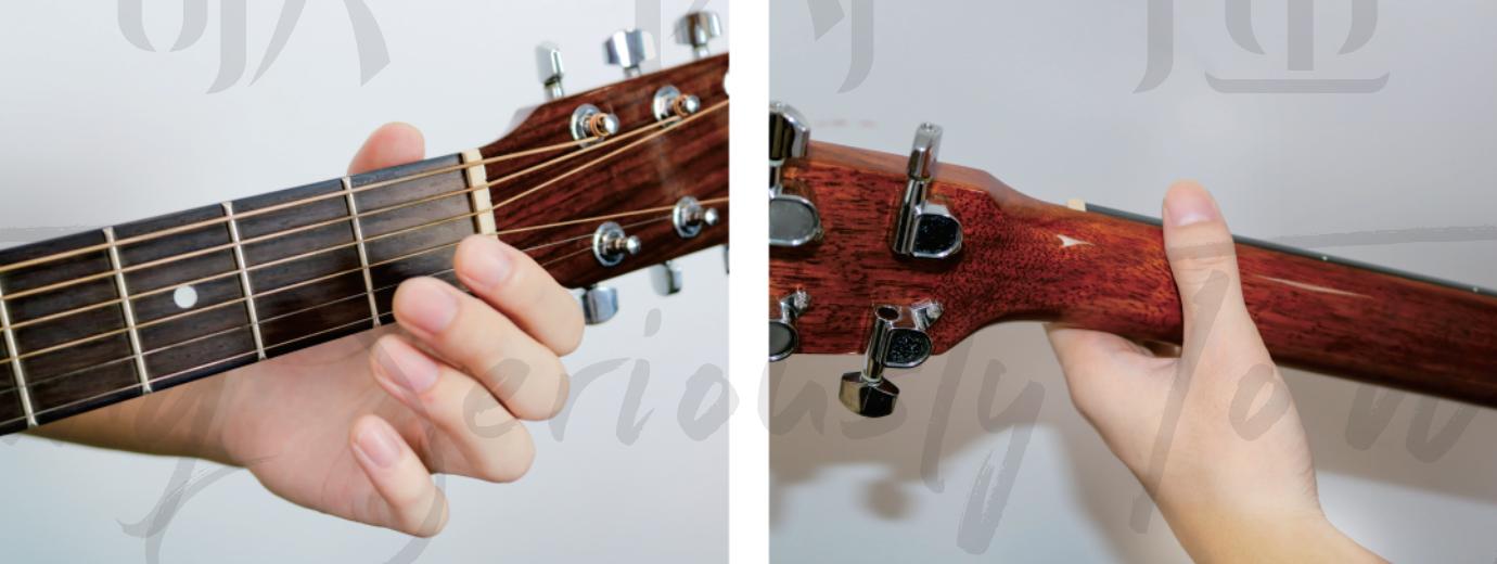 【歌芮拉吉他零基础入门教学】第一课:认识吉他